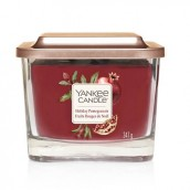 Yankee Candle Holiday Pomegranate Medium Vessel