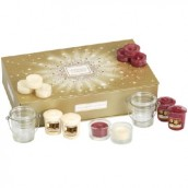 Yankee Candle Holiday Sparkle - Tablescaping Gift Set