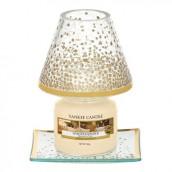 Yankee Candle Holiday Sparkles Small Shade & Tray