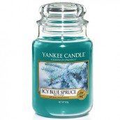 Yankee Candle Icy Blue Spruce Large Jar