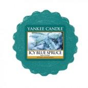 Yankee Candle Ice Blue Spruce Wax Tart