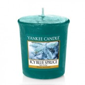 Yankee Candle Icy Blue Spruce Votive Sampler