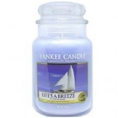 Yankee Candle Life's a Breeze large Jar