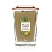 Yankee Candle Pear & Tea Leaf Large Vessel Candle