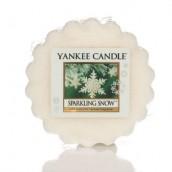 Yankee Candle Sparkling Snow Wax Tart