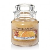 Yankee Candle Star Anise & Orange Small Jar
