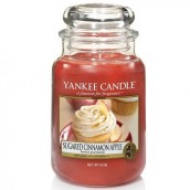 Yankee Candle Sugared Cinnamon Apple Large Jar