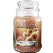 Yankee Candle Sun-Kissed Thistle large Jar