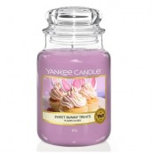 Yankee Candle Sweet Bunny Treats Large Jar Candle
