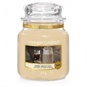 Yankee Candle Sweet Maple Chai Geurkaars Medium Jar Candle
