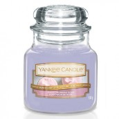 Yankee Candle Sweet Morning Rose Geurkaars Small Jar Candle