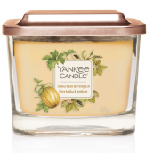 Yankee Candle Tonka Bean & Pumpkin Medium Vessel