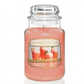 Yankee Candle White Strawberry Bellini Geurkaars Large Jar Candle (150 branduren)