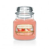 Yankee Candle White Strawberry Bellini Geurkaars Small Jar Candle