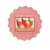 Yankee Candle White Strawberry Bellini Wax Tart