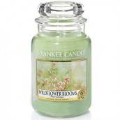 Yankee Candle Wildflower Blooms large Jar