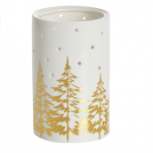 Yankee Candle Winter Trees Luminary