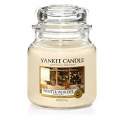 Yankee Candle Winter Wonder Medium Jar