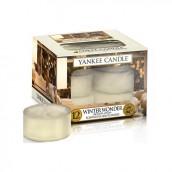 Yankee Candle Winter Wonder Tea Lights