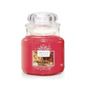 Yankee Candle After Sledding Geurkaars Small Jar Candle