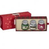 Yankee Candle The Alpine Christmas 3 Small Jar Set