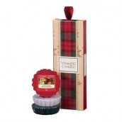Yankee Candle Alpine Christmas 3 Wax Melts Stocking Filler