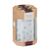 Yankee Candle Alpine Christmas 4 Tea Lights & Luminary