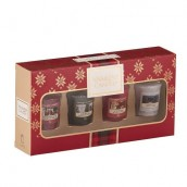 Yankee Candle Alpine Christmas 4 Votive Gift Set