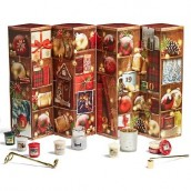 Yankee Candle Alpine Christmas Tower Advent Calender