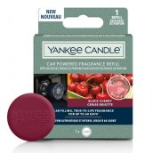 Yankee Candle Black Cherry Car Powered Fragrance Diffuser Refill