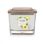 Yankee Candle Blooming Cotton Flower Medium Vessel