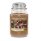 Yankee Candle Chocolate Easter Truffles Large Jar Candle