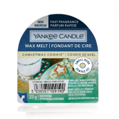Yankee Candle Christmas Cookie New Wax Melt