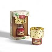 Yankee Candle Magical Christmas Morning Small Jar & Shade
