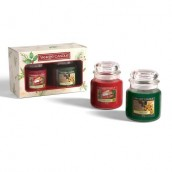 Yankee Candle Magical Christmas Morning 2 Medium Jars Gift Set
