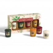 Yankee Candle Magical Christmas Morning 4 Votive Gift Set