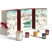 Yankee Candle Magical Christmas Morning Advent Calender Book