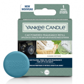 Yankee Candle Clean Cotton Car Powered Fragrance Diffuser Refill