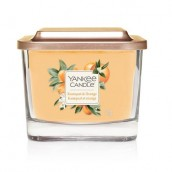 Yankee Candle Kumquat & Orange Small Vessel