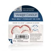 Yankee Candle Snow in Love New Wax Tart