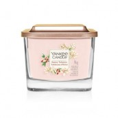 Yankee Candle Snowy Tuberose Small Vessel