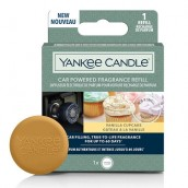 Yankee Candle Vanilla Cupcake Car Powered Fragrance Diffuser Refill