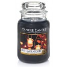 Yankee Candle Autumn Night Large Jar