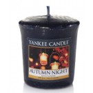 Yankee Candle Autumn Night Geurkaars Votive Sampler