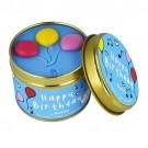 Bomb Cosmetics Happy Birthday Tinned Candle