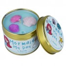 Bomb Cosmetics Mermaid My Day Tinned Candle