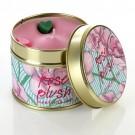 Bomb Cosmetics Rose Blush Tinned Candle