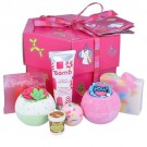 Bomb Cosmetics Stick with me Hex Box Gift Pack