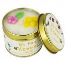 Bomb Cosmetics Uh, Huh Honey Tinned Candle
