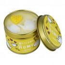 Bomb Cosmetics Welcome Home Tinned Candle